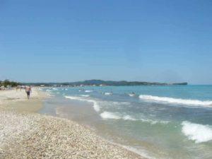 Acharavi Beach-Corfu Island