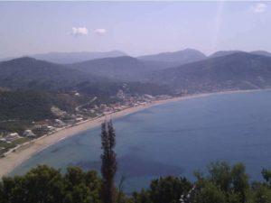 Agios Georgios beach-Corfu Island