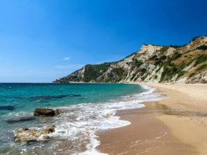 Arkoudilas Beach-Corfu Island