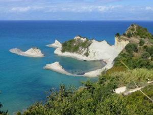 Drastis Beach-Corfu Island