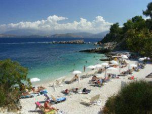 Kassiopi Bataria Beach-Corfu Island
