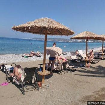 Avra Beach Rhodes Beaches