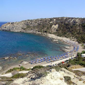 Faliraki Nudist Beach Rhodes Beaches