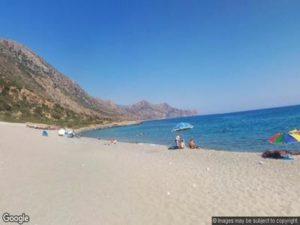 Gialiskari Beach Crete