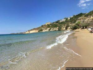 Kalathas Beach Crete