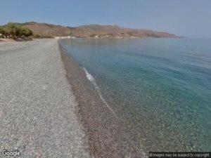 Kolimbari Beach Crete