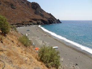 Lendas Beach Crete