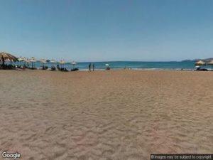 Paleochora Beach Crete