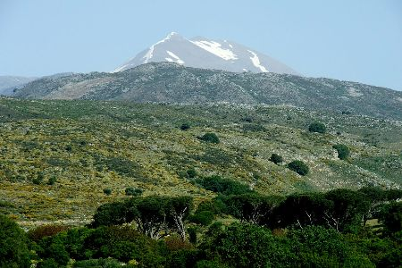 Mountain Ida or Psiloritis in Crete