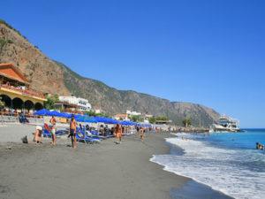 Samaria Gorge Beach