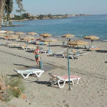 Lardos Beach Rhodes Beaches