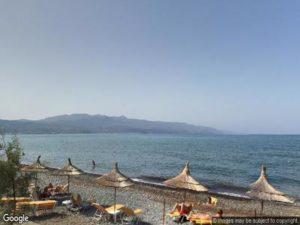 Tavronitis beach Crete