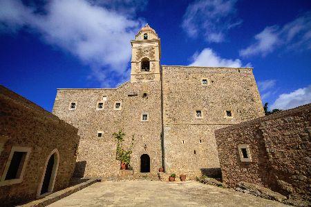 Toplou monastery, Crete