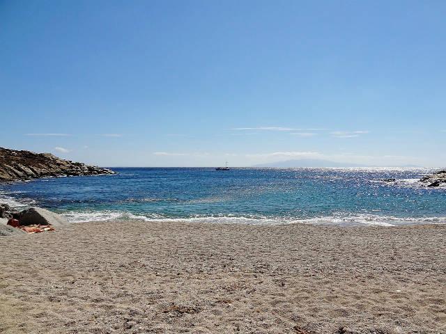 Tsangari Beach Mykonos