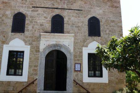 muslim library rhodes Rhodes Island