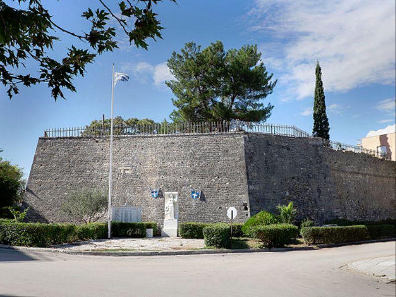 Agios Andrews castle Preveza