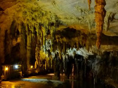 Aggitis Cave Drama
