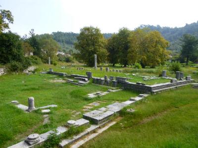 Ancient Agora Thasos