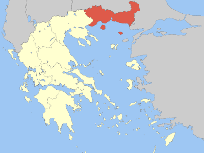 Eastern Macedonia and Thrace