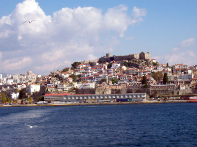 Kavala castle - Καβάλα