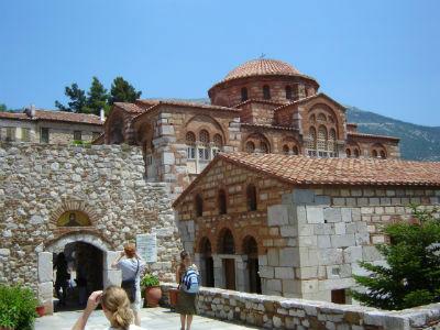 Komotini monastery