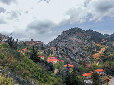 Mountainous Achaia