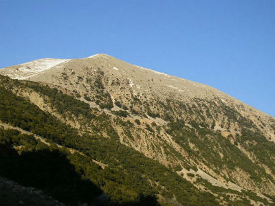 Mountainous Nafpaktia