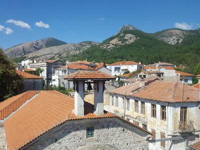 Old city Xanthi