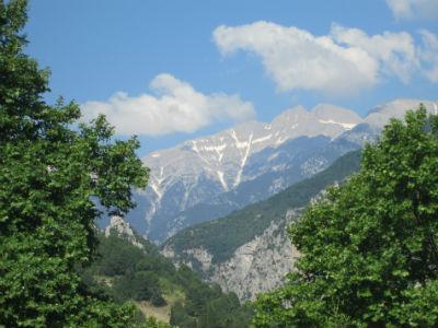 Olympus National Park