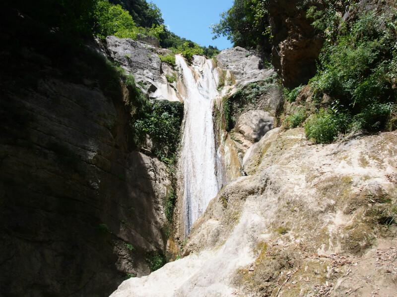 Waterfalls of Nydri - Καταρράκτες στο Νυδρί (Ελλάδα)