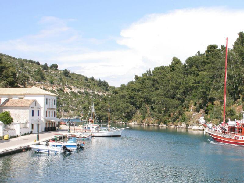 Paxos-Gaios-Agios Nikolaos