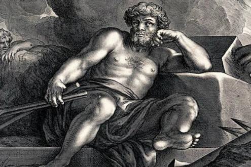 Hephaestus - Ήφαιστος - Vulcan