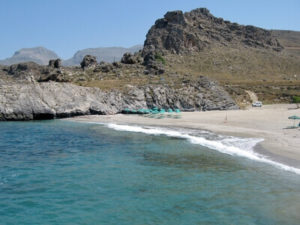 Ammoudi Beach Crete Παραλία Αμμούδι, Ρέθυμνο, Κρήτη, Ελλάδα