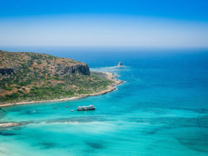 Elafonisi Beach Crete Παραλία Ελαφονήσι Κρήτης