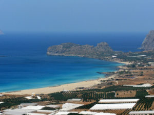 Falassarna Beach Crete Φαλάσαρνα, Χανιά, Κρήτη