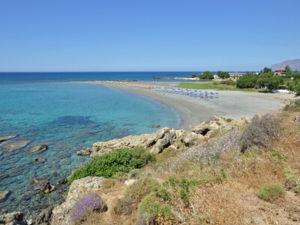 Frangokastello Beach Crete Παραλία Φραγκοκάστελο, Σφακιά, Χανιά, Κρήτη