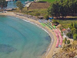 Georgioupolis Beach Crete