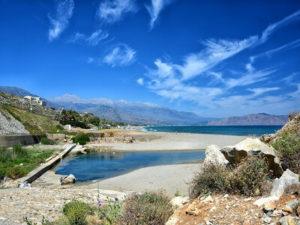 Gerani Beach Crete