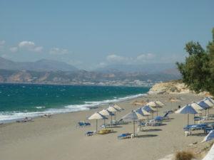 Kalamaki Beach Crete Καλαμάκι Κρήτης