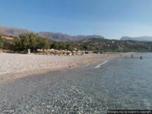 Souda Beach Crete