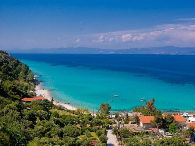 Afytos Beach Kassandra
