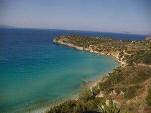 Istron Bay Crete