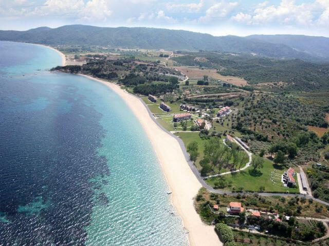Komitsa Beach Athos Halkidiki