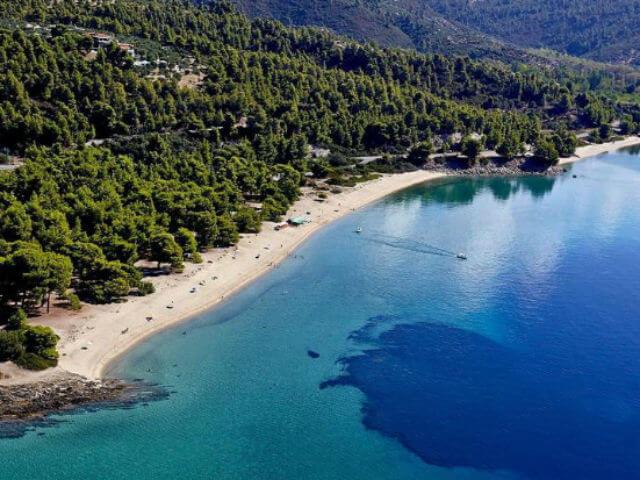 Lagomandra Beach Sithonia Halkidiki