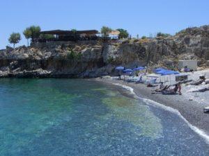 Loutro Beach Crete
