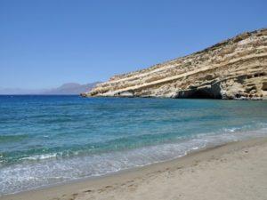 Matala Beach Crete