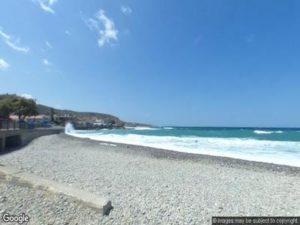 Milatos Beach Crete