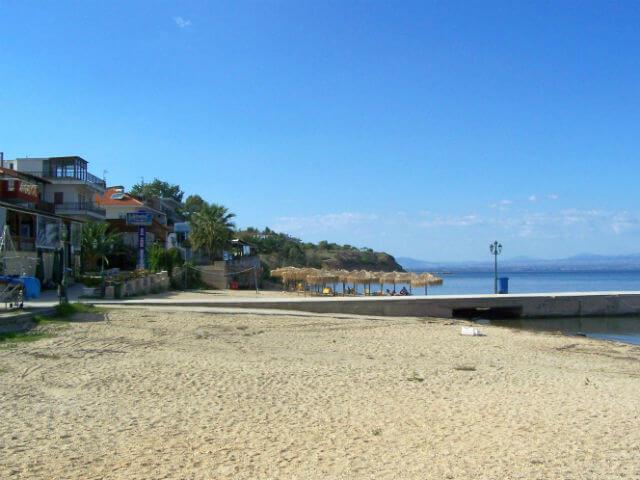 Nea Fokea Beach Kassandra Halkidiki