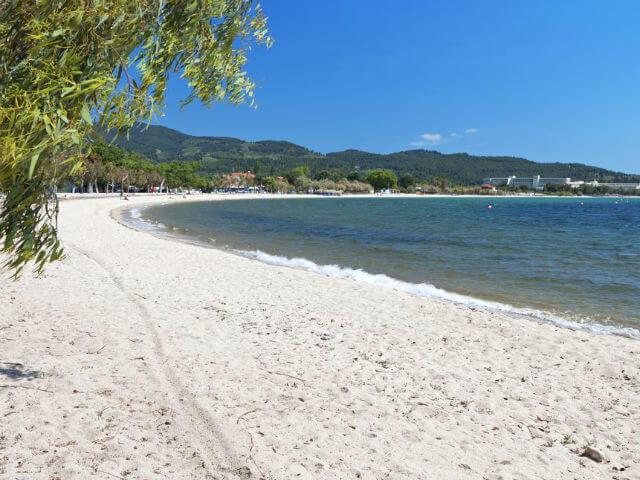 Neos Marmaras Beach Sithonia Halkidiki