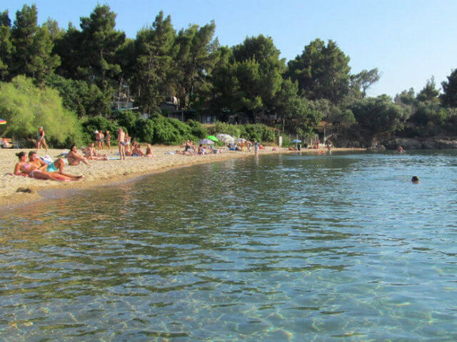 Paradiso Beach Kassandra Halkidiki